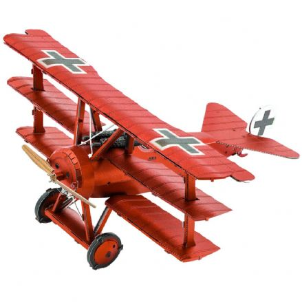 Metal Earth Model Kit - Fokker Dr. I Triplane